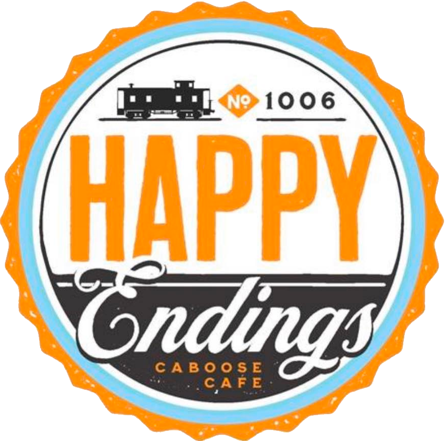 Happy Endings Caboose Cafe